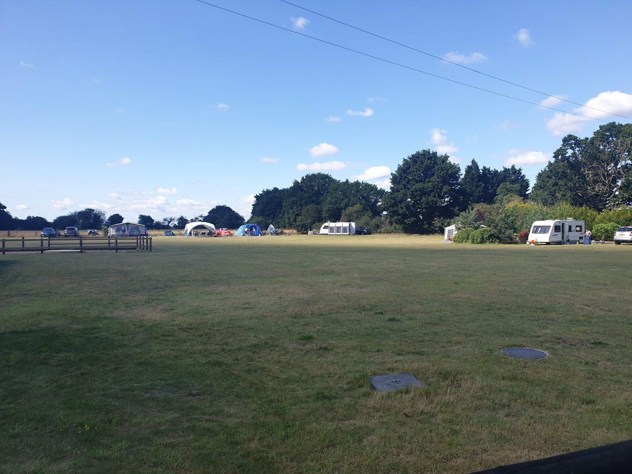 Hawthorn Farm Caravan and Camping Park