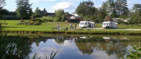 Blackbrook Lodge Caravan Site