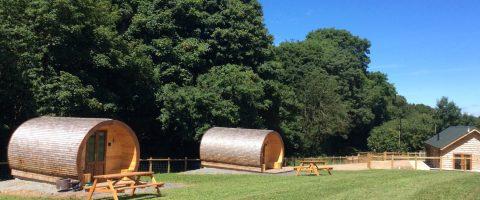 Castle Farm Holidays Shropshire