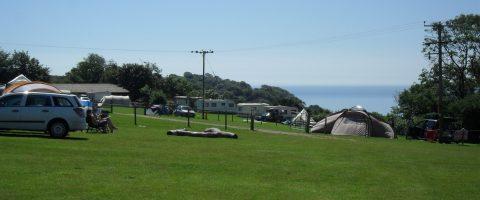 Coombe View Farm Campsite