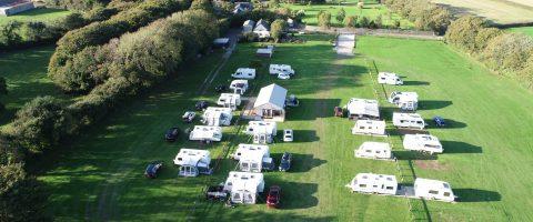 Piggies Camping Cornwall