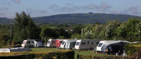 Pelerine camping and caravan site