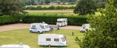 Fakenham Racecourse Caravan and Camping
