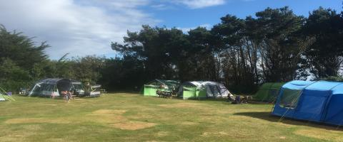Garrison Campsite