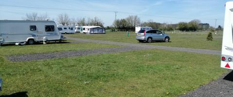 The Mile Caravan Site