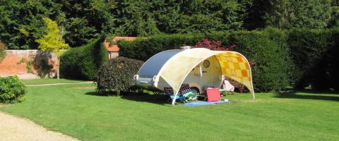 The Garden Caravan Site