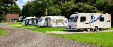 York Naburn Lock Caravan Park
