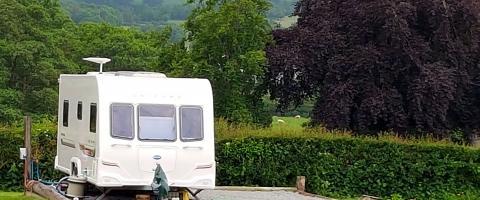 Bryn Ffanigl Ganol Caravan and Camping Park