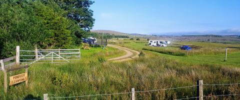 Pondside Camping & Accommodation