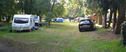 The Old Vicarage Campsite