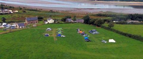 Ferryside Farm Caravan Park and Campsite