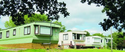 Shobdon Airfield Caravan & Camp Site