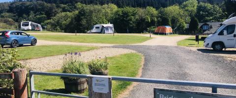Bridgend Campsite