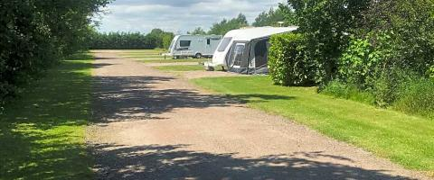 The Lawns and Lakes Camping and Caravanning Site