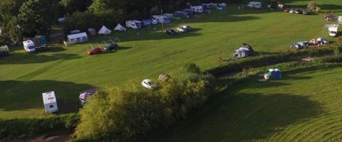 Fundraising Campsite