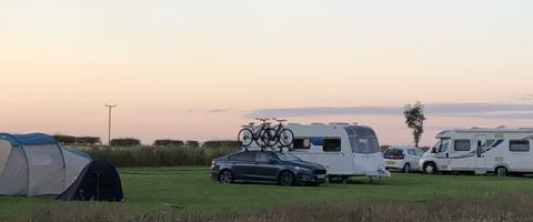 Tranwell Farm Caravan and Camping Club Certified Site