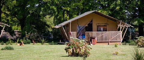 Notgrove Safari tents