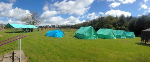 Slane Farm Hostel, Cottages, and Camping