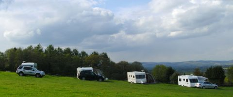 Whitcliffe Camp Site